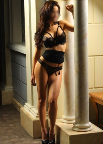 Luna escort girl bij City Escort